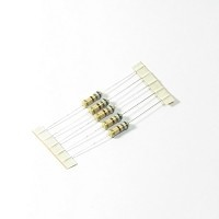 1W Carbon Film Resistor 5% - Pkg of 5