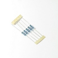 1/2W Metal Film Resistor 1% - Pkg of 5