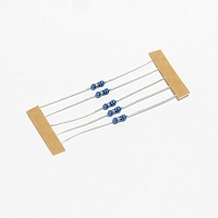 1/4W Metal Film Resistor 1% - Pkg of 5