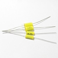 MKT, Metalized Polyester Film Capacitor, 630V, Axial Lead