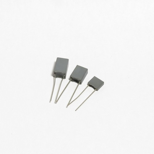 Polyester Film - Box Type Capacitor, 100v